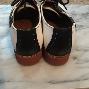 Bass Shoes - Vintage Bass Oxford shoes